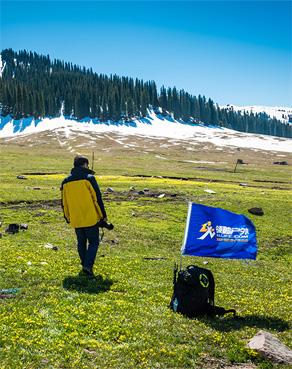 新疆-4人,5省,18天,11500公里爆胎
