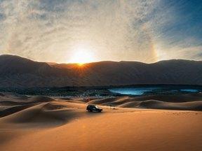 大漠传奇秋季版