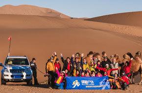 深入丹巴吉林,去哪里找世界上最高的沙山,看沙漠中最美的海子~~!
