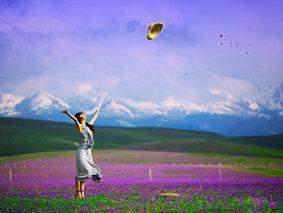 新疆全景12日-天山天池-赛里木湖-喀纳斯-禾木-五彩滩-喀拉峻-人体山-薰衣草-巴音布鲁克-吐鲁番12日深度游