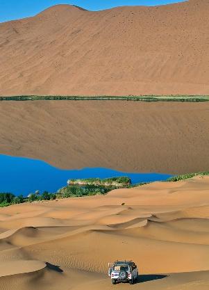 巴丹吉林-青海湖-青海湖-茶卡盐湖-巴丹吉林沙漠-张掖丹霞-卓尔山-以拉谷徒步-祁连6日深度游