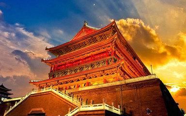 【西安市内一日游】明城墙-大雁塔北广场-钟鼓楼-回民街纯玩品美食一日游!