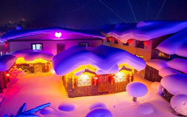 【阿尔山-雪乡】哈尔滨-亚布力滑雪-中国雪乡-长春-查干湖冬捕-乌兰浩特-阿尔山国家森林公园7日游