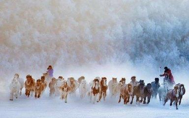 【坝上冬雪摄影游】乌兰布统—敖包图—公主湖—蛤蟆坝—魔界透风沟冰雪摄影6日游