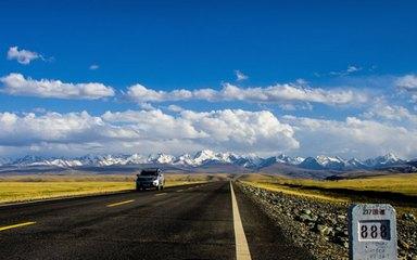 【走独库-去南疆】独库公路全段-喀什-巴音布鲁克-天山神秘大峡谷-唐布拉-乔尔玛-大小龙池6日游
