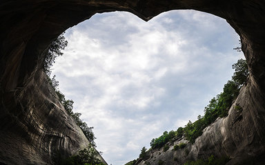 【陕北2日自由行】壶口瀑布-雨岔大峡谷-波浪谷-沿黄公路4~8人小团拼车自由行