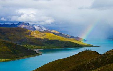【西藏环线】林芝-纳木错-羊湖-巴松措-雅鲁大峡谷-米拉山口-泽当-桑耶寺-加查-拉萨 环线9日深度游