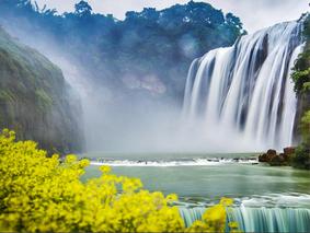 云贵春色-黄果树-罗平油菜花-马岭河-万峰林-吉隆堡-青岩6日深度游