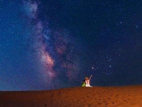 探秘沙漠-巴丹吉林沙漠 /  腾格里沙漠 5种线路任选