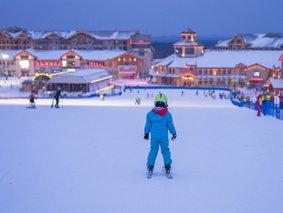 雪乡豪华小团-哈尔滨-亚布力/万达度假区双次滑雪-中国雪乡-镜泊湖冬捕-长白山西坡-雾凇岛 精品游